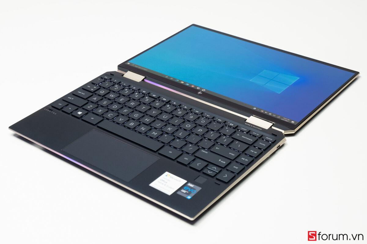 """Sforum - Trang thông tin công nghệ mới nhất HP-Spectre-x360-14-sforum-16 Trên tay tuyệt tác HP Spectre x360 13: Màn hình 4K OLED 100% DCI-P3, cấu hình chạm đỉnh, nhiều """"đồ chơi"""""""