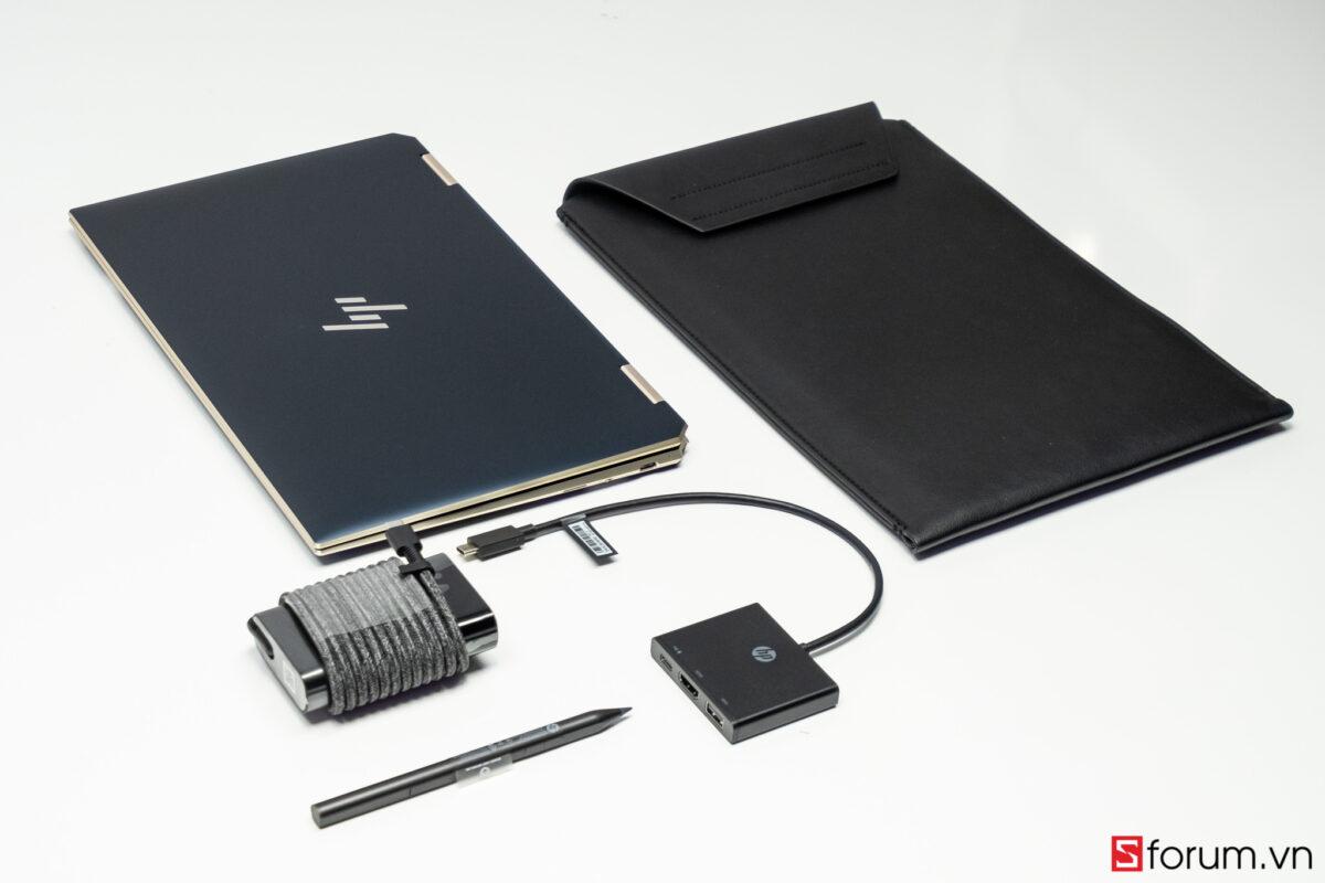 """Sforum - Trang thông tin công nghệ mới nhất HP-Spectre-x360-14-sforum-1 Trên tay tuyệt tác HP Spectre x360 13: Màn hình 4K OLED 100% DCI-P3, cấu hình chạm đỉnh, nhiều """"đồ chơi"""""""