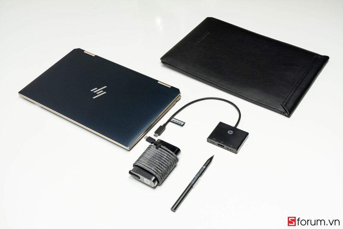 """Sforum - Trang thông tin công nghệ mới nhất HP-Spectre-x360-14-sforum-2 Trên tay tuyệt tác HP Spectre x360 13: Màn hình 4K OLED 100% DCI-P3, cấu hình chạm đỉnh, nhiều """"đồ chơi"""""""