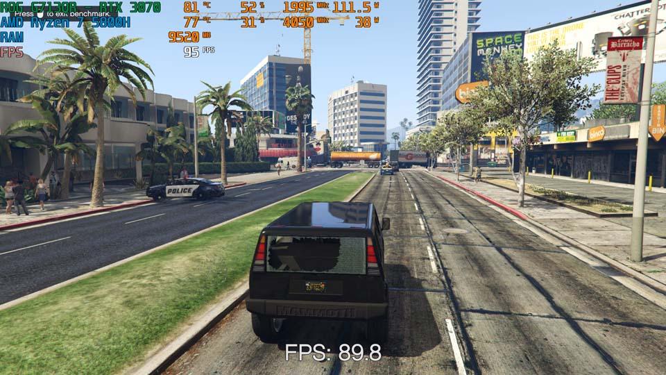 Sforum - Trang thông tin công nghệ mới nhất Screenshot-39 Trên tay và trải nghiệm nhanh Laptop ROG Strix G17 thế hệ mới: Nâng cấp diện mạo, hiệu năng cải tiến, hướng đến game thủ Esports