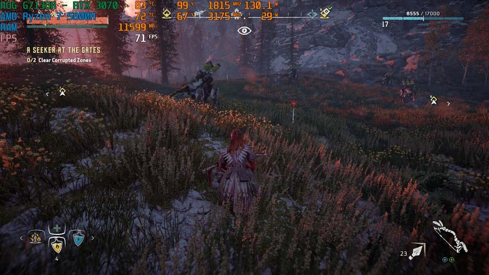 Sforum - Trang thông tin công nghệ mới nhất Screenshot-33 Trên tay và trải nghiệm nhanh Laptop ROG Strix G17 thế hệ mới: Nâng cấp diện mạo, hiệu năng cải tiến, hướng đến game thủ Esports