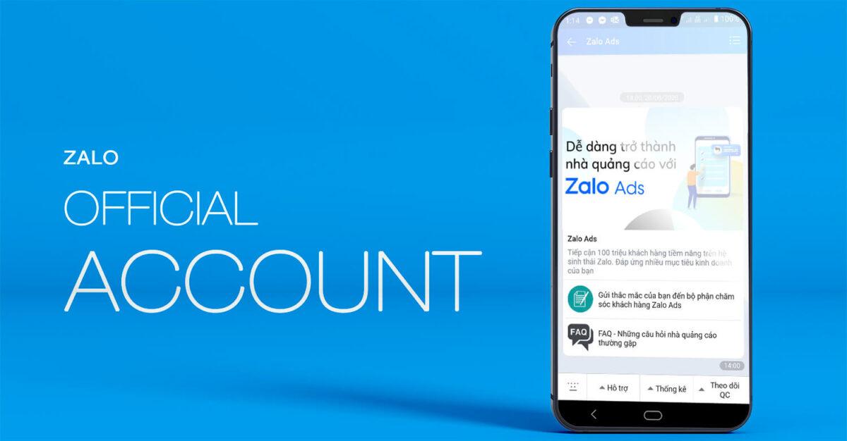 Sforum - Trang thông tin công nghệ mới nhất huong-dan-tao-tai-khoan-zalo-official-account-qua-6-buoc-don-gian Zalo OA là gì? Hướng dẫn cách tạo Zalo Official Account từ A - Z