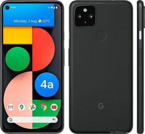 Pixel 4A 5G Android nằm top điện thoại tốt nhất 2021