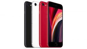 iPhone SE 256GB (2020)