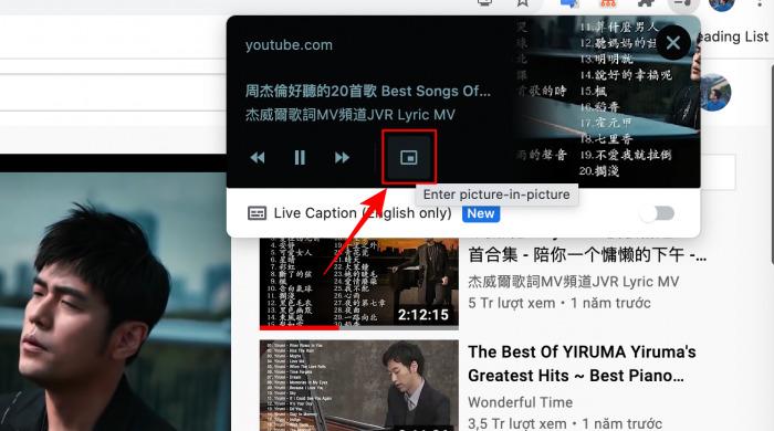 Hướng dẫn bật tính năng Picture in Picture trên Chrome: Xem video dưới dạng cửa sổ nhỏ!