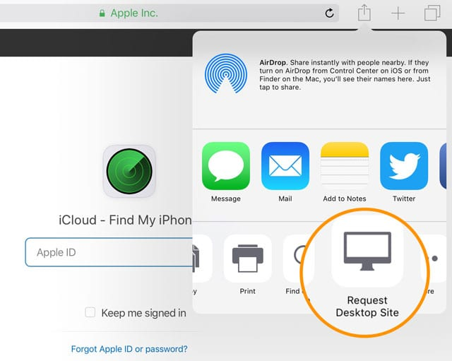 Cách đăng nhập iCloud trên iPhone