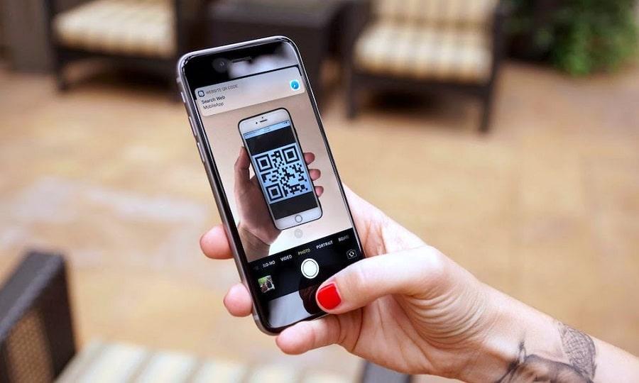 Cách quét mã QR trên iPhone và iPad
