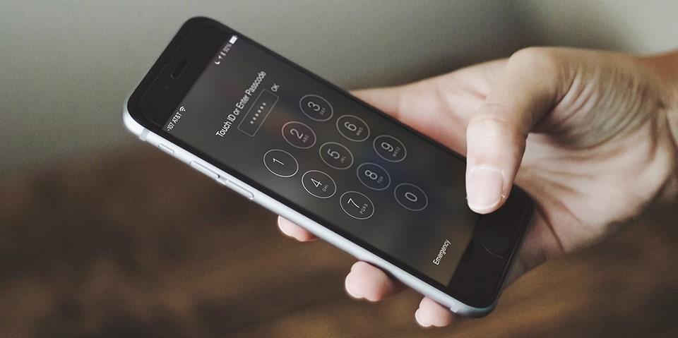 Cách vượt qua mật khẩu iPhone và iPad