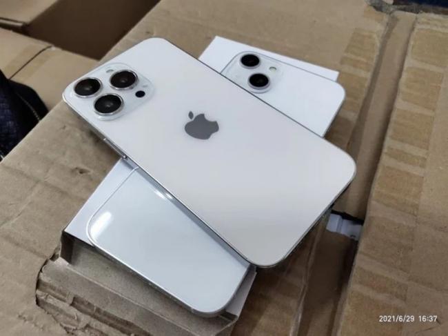 Thêm nhiều hình ảnh rõ nét về iPhone 13: Cụm camera to hơn đáng kể!