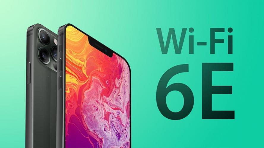 iPhone 13 Series: Được trang bị Wifi 6E giúp tăng tốc độ kết nối