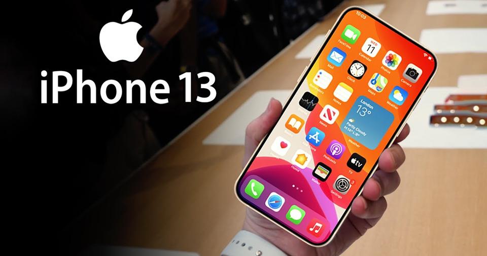 Màn hình iPhone 13 Series luôn bật giống Apple Watch