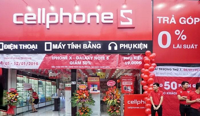 Top 5 Cửa Hàng Bán iPhone Uy Tín Tại TPHCM. Mua iPhone O Dau Uy Tin?