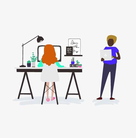 Nhà thiết kế và người viết nội dung phải làm việc chặt chẽ