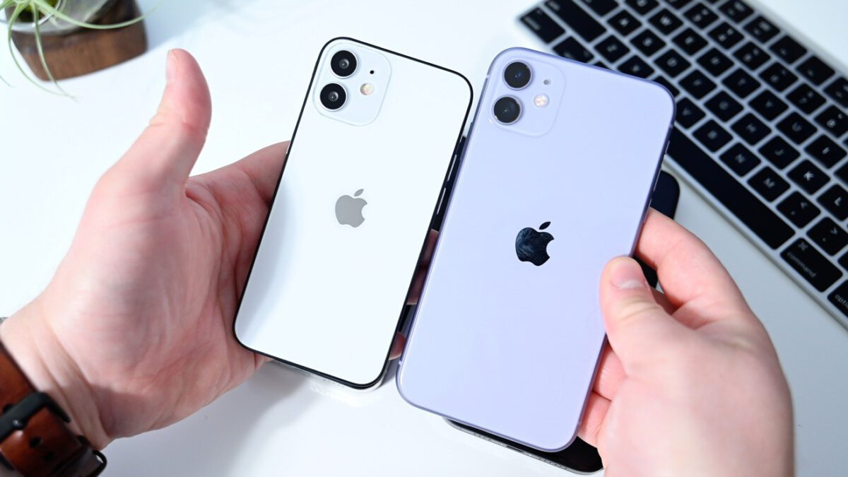 So sánh iPhone 12 và iPhone 11: Nơi thể hiện đẳng cấp