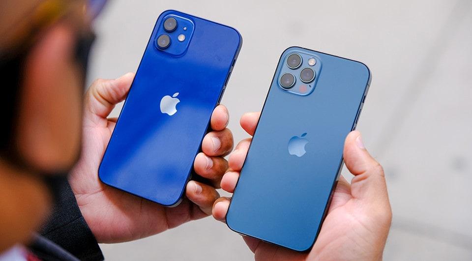 So sánh iPhone 12 Pro và iPhone 12 Pro Max: Nên chọn loại nào?