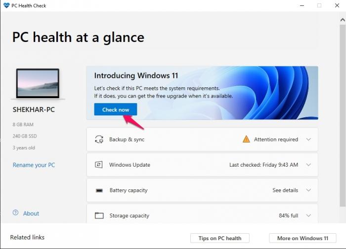 Hướng dẫn chuẩn bị máy tính để cài đặt Windows 11 miễn phí