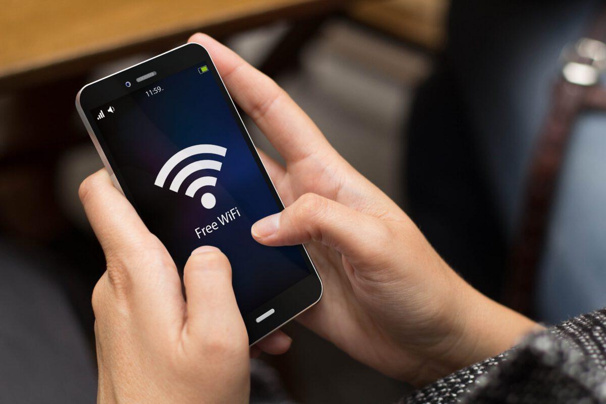 iPhone không kết nối được wifi