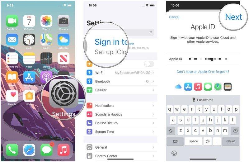Cách tạo Apple ID mới trên iPhone và iPad mới nhất 2021