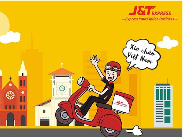 Tìm hiểu J&T Express Vietnam