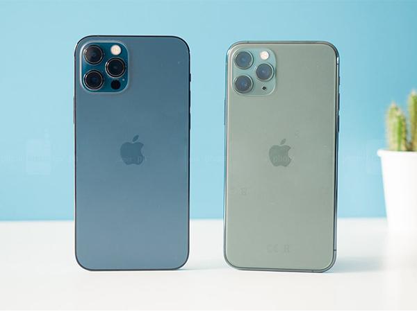 siêu phẩm iPhone 11 Pro Max 256gb và iPhone 12 Pro Max