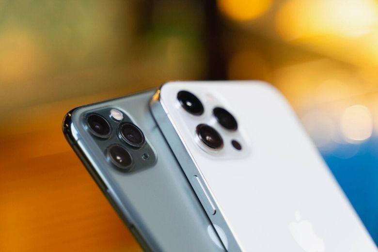 So sánh iPhone 11 Pro Max và iPhone 12 Pro Max