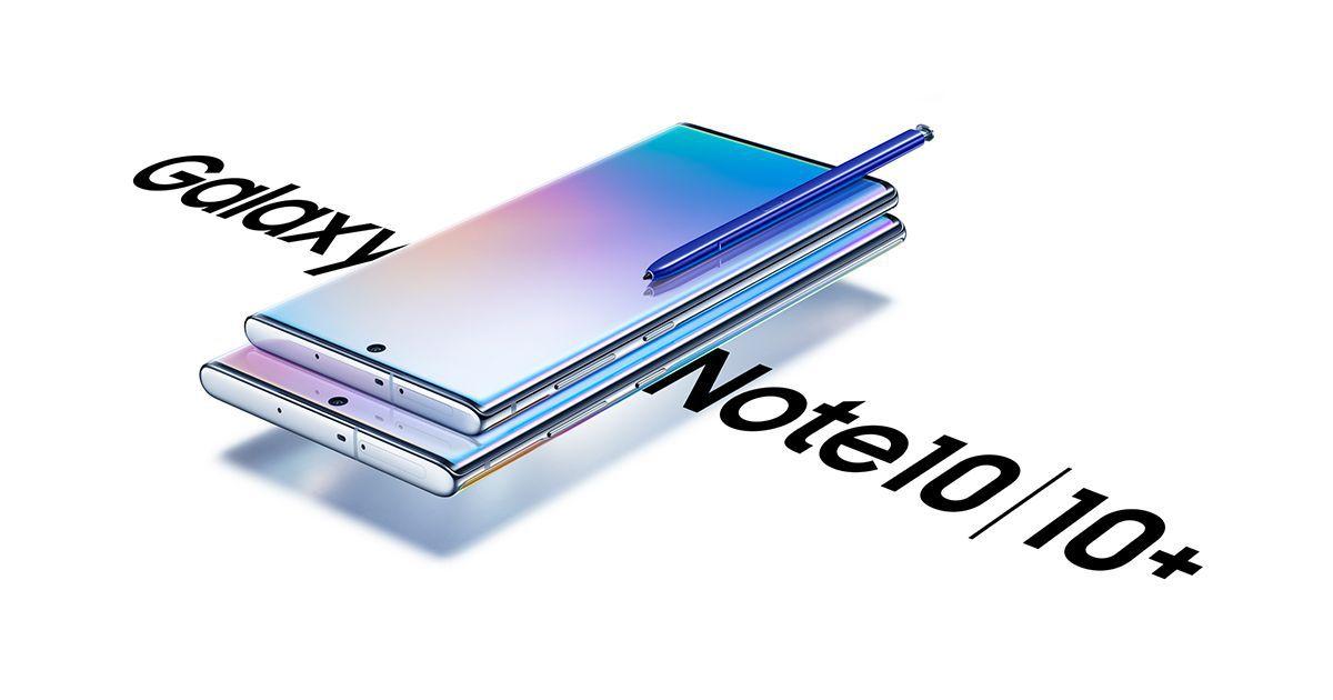 Điện thoại Samsung Note 10 Plus