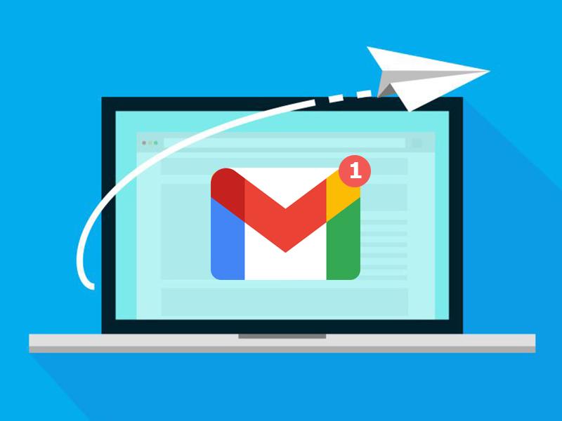 gmail đăng nhập máy tính dễ dàng