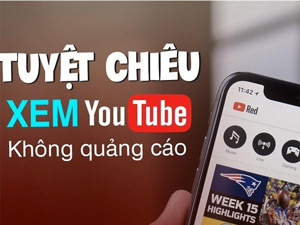 Cách chặn quảng cáo YouTube trên máy tính bước cuối