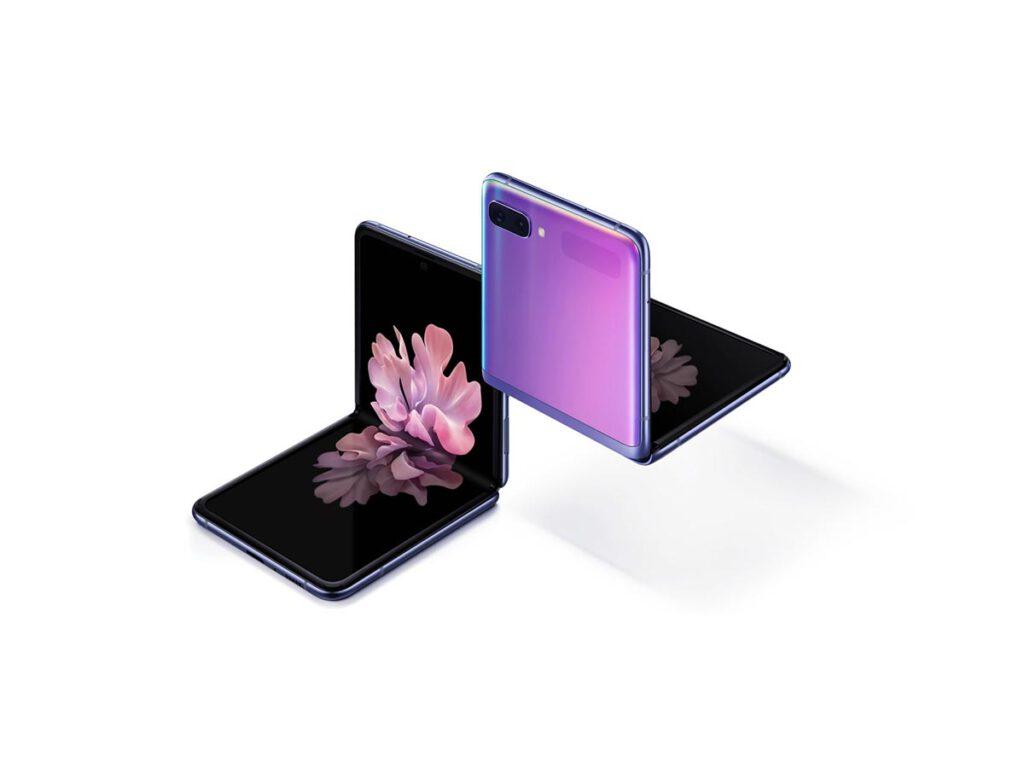 điện thoại samsung mới nhất Z Flip
